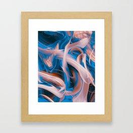 Ibi Framed Art Print