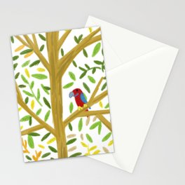 White Oak Crown Stationery Cards