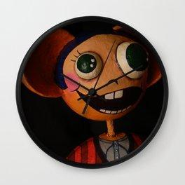 Fred Favolas Wall Clock