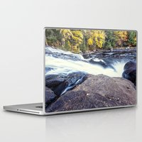 rush Laptop & iPad Skins featuring rush by Bonnie Jakobsen-Martin