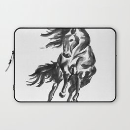Sumi Horse Laptop Sleeve