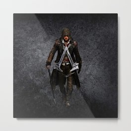 assassins - assassins Metal Print