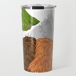 Distant Relatives Travel Mug