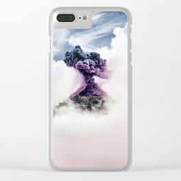 Vulcano Clear iPhone Case