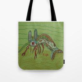 Mantis Shrimp Tote Bag