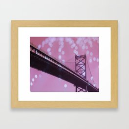 Urban Hymn 6 Framed Art Print