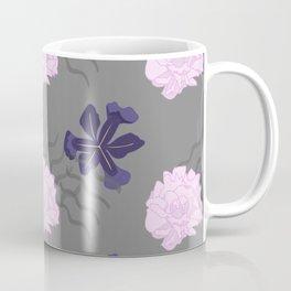 Blooms Between Lines Coffee Mug
