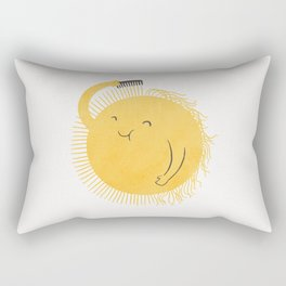 Good Morning, Sunshine Rectangular Pillow