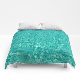 Aqua Heaven Comforters