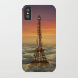 Sous Le Ciel De Paris iPhone Case