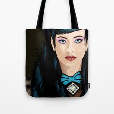 Dream Lady Tote Bag
