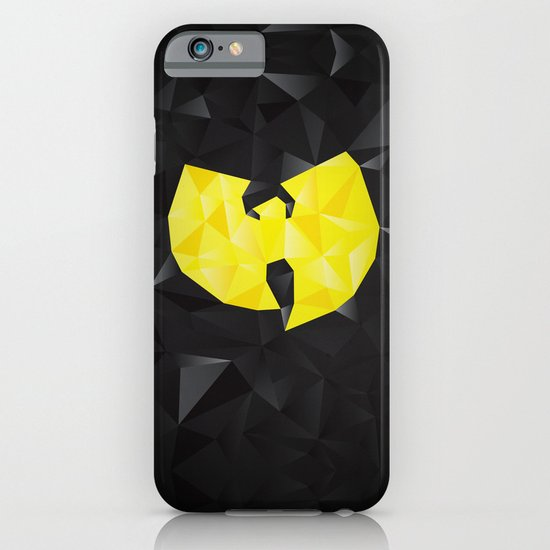 Wu-Tangle iPhone & iPod Case