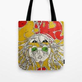 onomatopeia Tote Bag