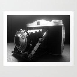 My Old Camera. Art Print