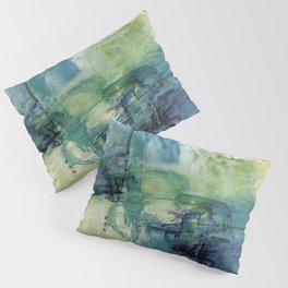 Tao Of Healing No.57E by Kathy Morton Stanion Pillow Sham