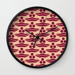 Turkish kaftan Wall Clock