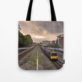Exeter Central Pacer Tote Bag