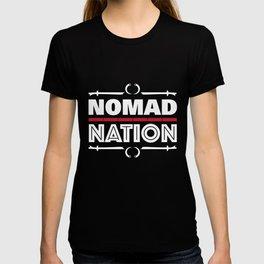 Nomad Nation T-shirt