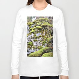 Mossy Rocks Long Sleeve T-shirt