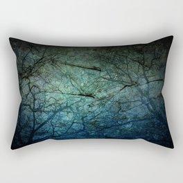 Night's Tree Rectangular Pillow