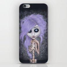 becoming melancholy iPhone & iPod Skin