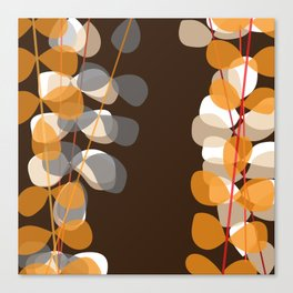 Retro Pattern 04 Canvas Print