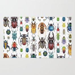 Beetle Collection Rug