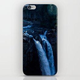 Snoqualmie Falls iPhone Skin