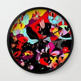 Naturshka 42 Wall Clock
