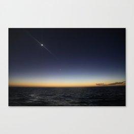 Venus Rising Canvas Print