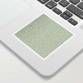 ANTS GREEN (BIG RUG) Sticker