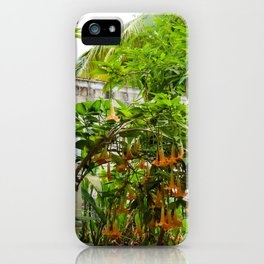 Dreamy Mexican Trumpets iPhone Case