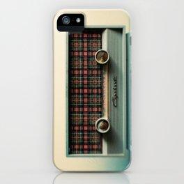 Nostalgic iPhone Case