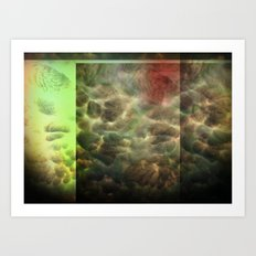 BRAIN STORM BREWING - 017 Art Print