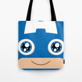 Adorable Captain Tote Bag