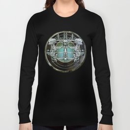 """Astrological Mechanism - Gemini"" Long Sleeve T-shirt"
