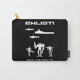 Enlist! Carry-All Pouch