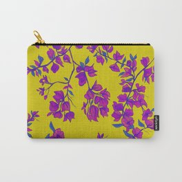 Bougainvillea casa yellow Carry-All Pouch