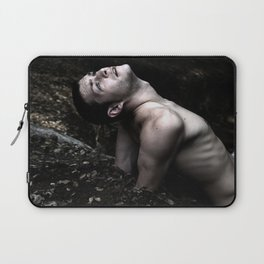 Birthing Cancer Laptop Sleeve