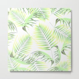 leafy greens Metal Print