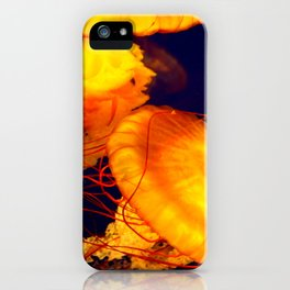West Coast Nettle III iPhone Case