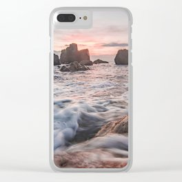 Hey fall Clear iPhone Case
