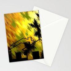 Herbstimpression. Stationery Cards