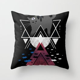 Soothsayers Throw Pillow