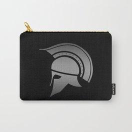 Ancient Greek Spartan Helmet Carry-All Pouch