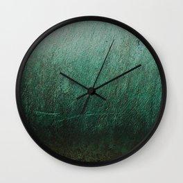 Castillo Patina Wall Clock