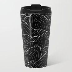 The Dark Mountains Metal Travel Mug