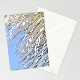 Under the Palm Tree Stationery Cards