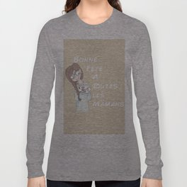 Mother Day - Fete des Meres Long Sleeve T-shirt
