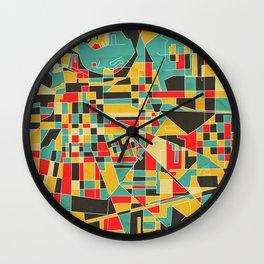 Toluca Wall Clock